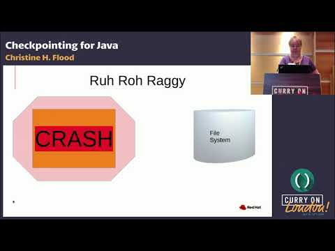 Christine H. Flood - Checkpointing for Java