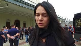 DVhab.ru - Прощаение с Андреем Драчевым в Хабаровске