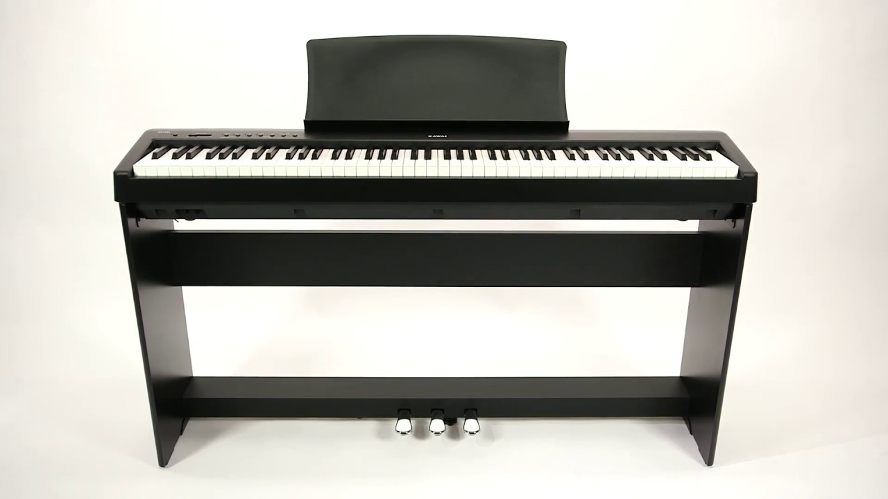 kawai es110 digital piano demo espa ol youtube. Black Bedroom Furniture Sets. Home Design Ideas