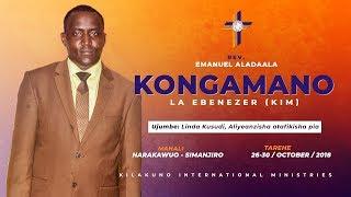Gambar cover Rev;  Samwel Mepukori (Kongamano La Ebenezer KIM)
