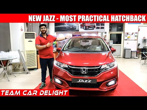 Honda Jazz Top Model 2020 - Detailed Review with On Road Price, Sunroof | Jazz 2020 Facelift ZX CVT