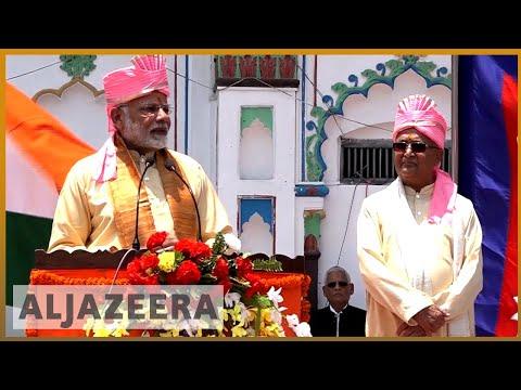🇮🇳 🇳🇵India's Prime Minister Modi on two-day state visit to Nepal | Al Jazeera English