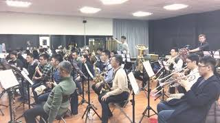 centuria overture for band 快板 20180223