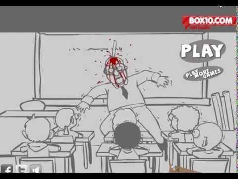 Игра Не бейте своего учителя онлайн Don t Whack Your