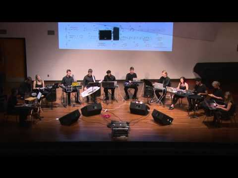 "Terry Riley's ""In C"" - Performance by the UCM New Technologies Ensemble"