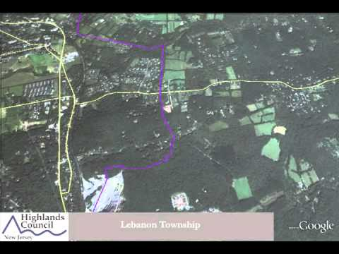 New Jersey Highlands Council - Lebanon Township Movie
