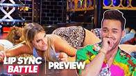 """Lele Pons is 🔥 for """"Gasolina""""   Lip Sync Battle Preview"""