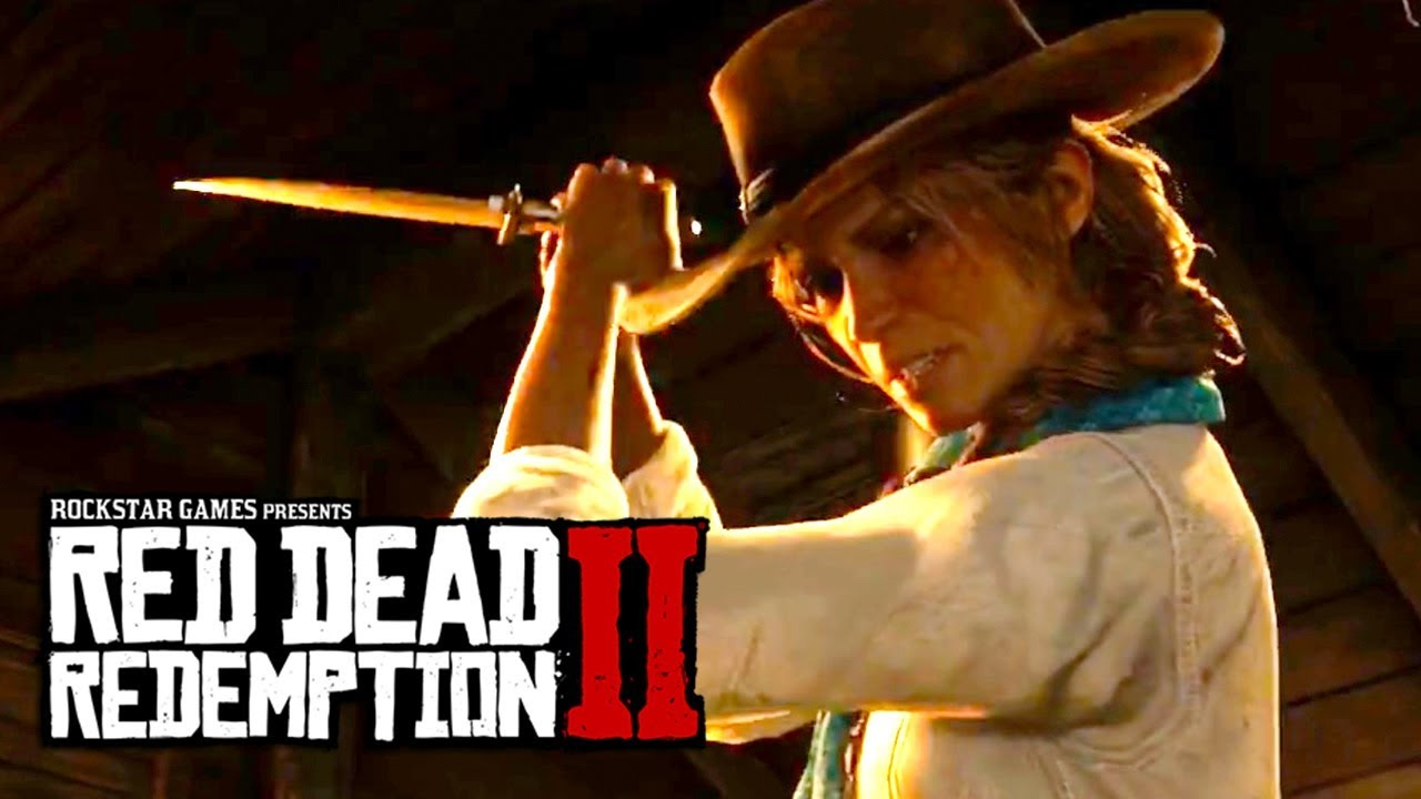 Download Red Dead Redemption 2 - Official Trailer #3
