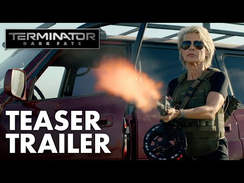 SHROOM - Terminator: Dark Fate Official Trailer [Video]