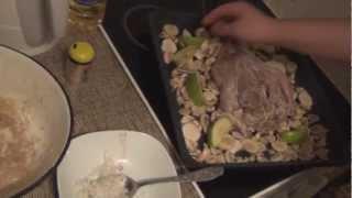Как приготовить тетерева в духовке целиком