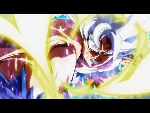 Goku Ultra Instinct (Mastered) Vs. Jiren「AMV」- Blood Hunter