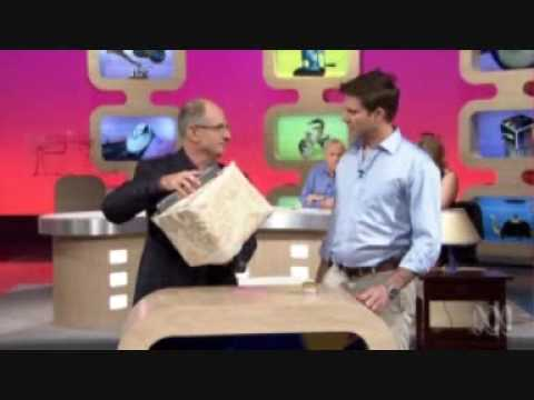 Bed Bug Barrier - Winner of ABC's Tv show The New Inventors