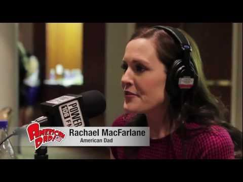 Rachael MacFarlane of