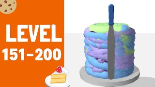 Icing On The Cake Game Walkthrough Level 151-200