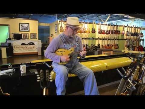 Carter Vintage Guitars - Mike Compton - Dudenbostel F-5