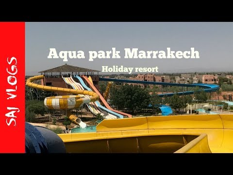Aqua park Marrakech check it out guys