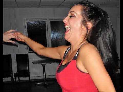 SALSA BACHATA LONDON CARSHALTON❤️ THRILLING THURSDAYS LATIN FIESTA✔️15 02 18 @ Carshalton Athletic