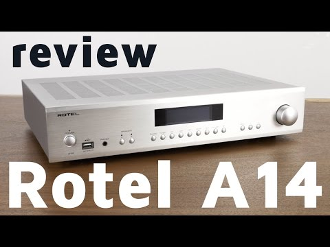 Review: Rotel A14