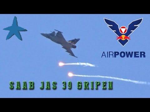 Saab JAS 39 Gripen [Airpower 2016]