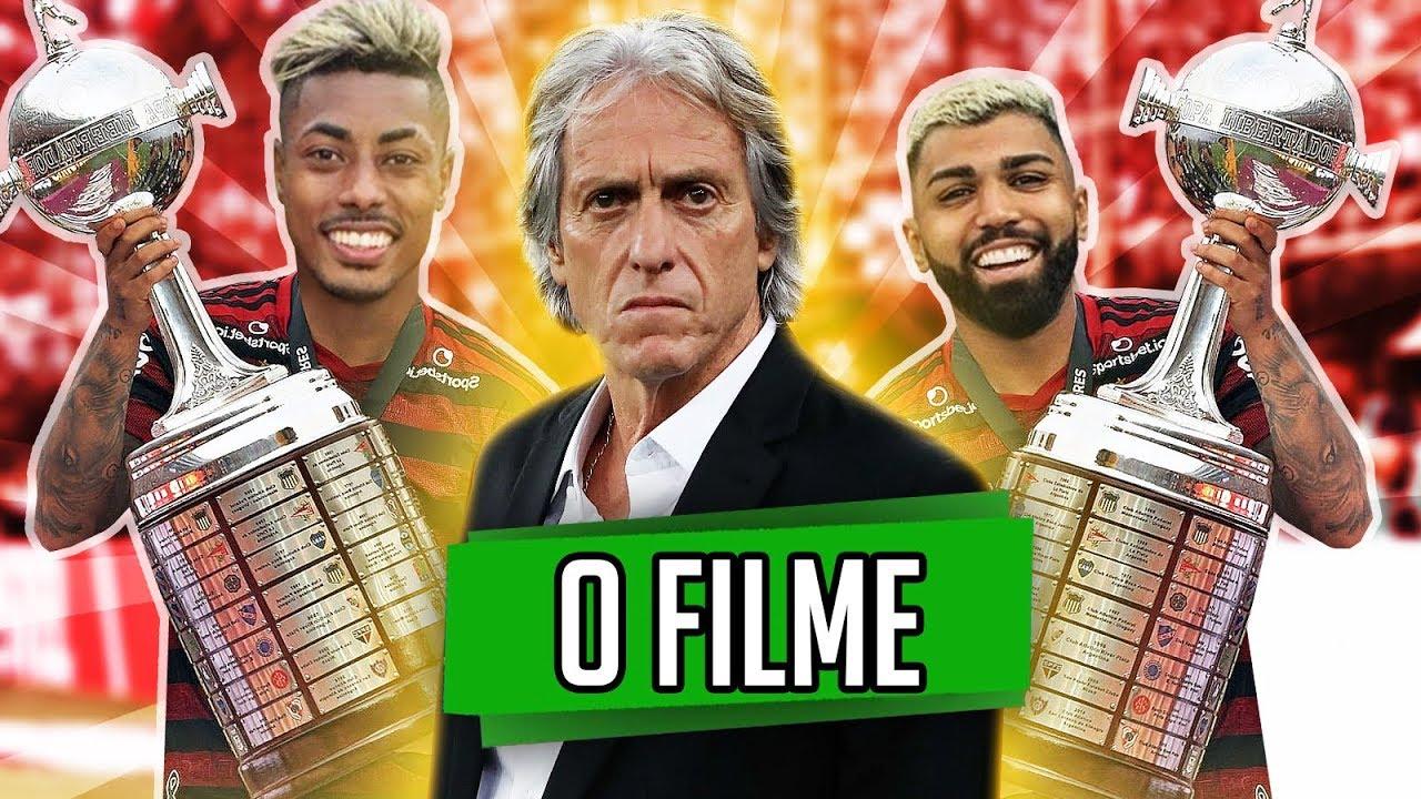 U00c9 CAMPE U00c3O Flamengo X River Plate FINAL DA COPA