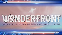 Wonderfront Music Festival coming to San Diego in November 2019