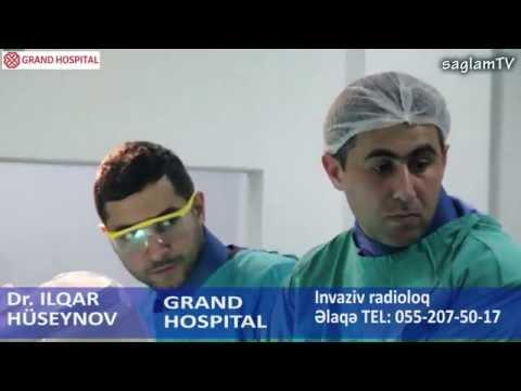 Dr. İlqar Hüseynov. İnvaziv Radiologiya Nədir Və Necə Icra Edilir? Klip Reportaj.