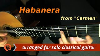 Habanera From Carmen Georges Bizet