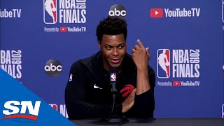 Kyle Lowry Speaks About How This Raptors Team Is Different From Past Teams