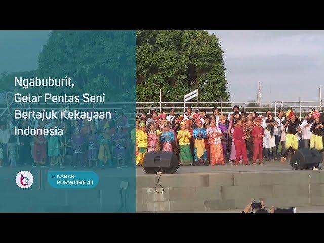 Ngabuburit, Gelar Pentas Seni Bertajuk Kekayaan Indonesia