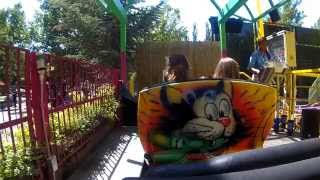 2014-08-07 - Wild Mouse Ride at Lagoon Amusement Park