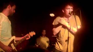Los Campesinos! - Life Is a Long Time Live 6/21/12