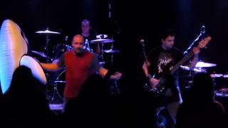 "SUBHUMAN ""Estinto Naturale + Fassaborto + Profondo Rozzo"" Live @ La Tenda Modena 2013"
