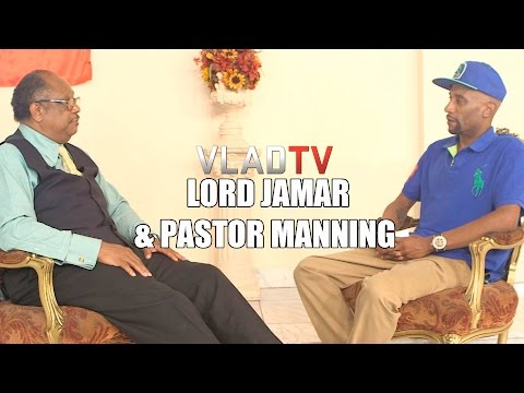 Pastor Manning Explains His Anti-LGBT Signs to Lord Jamar