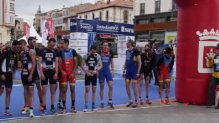 Cto de Europa de Duatlon Masculino   Soria 2017