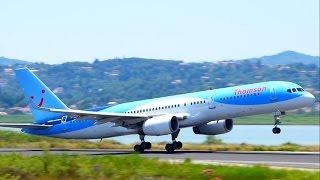 Beautiful Thomson Boeing 757 takeoff