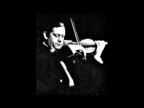 W.A.Mozart RONDO No.2 in C major K 373, Arthur Grumiaux