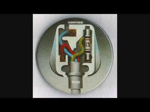 Hawkwind - P.X.R.5 - FULL ALBUM