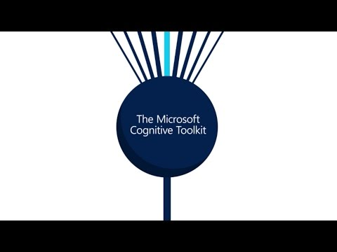 Unlock deeper learning with the new Microsoft Cognitive Toolkit