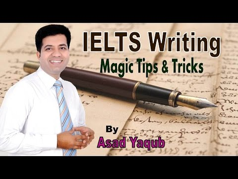 IELTS General Training Writing Task 1 Letter Writing By Asad Yaqub