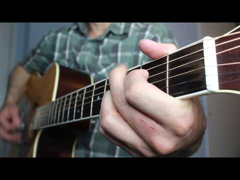 Get Along - Kenny Chesney | Guitar Cover