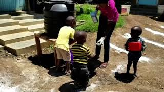 Feeding Slum Children During COVID-19