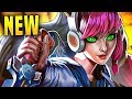 New Buffed Street Maeve! | Paladins 2.04