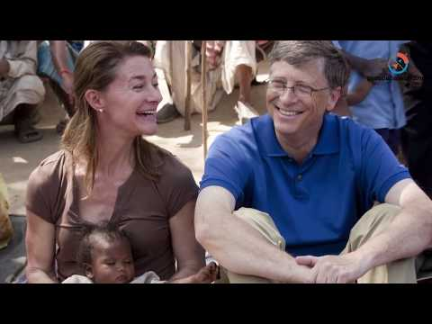 Gates Foundation is using geospatial technologies for a better world