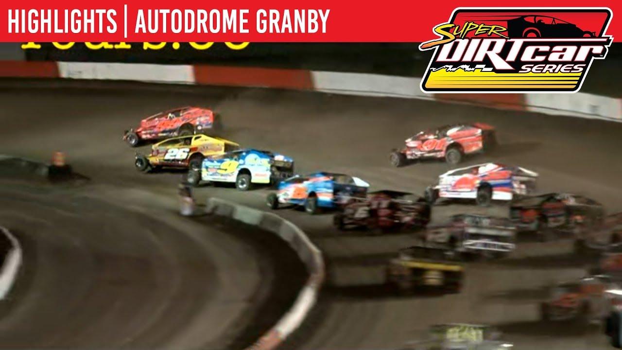 Super DIRTcar Series Big Block Modifieds Autodrome Granby September 6, 2019 | HIGHLIGHTS