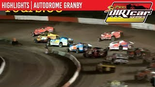 Super DIRTcar Series Big Block Modifieds @ Autodrome Granby