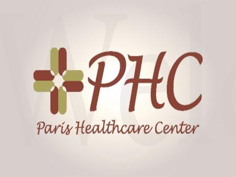 Paris Health Care Center Tour