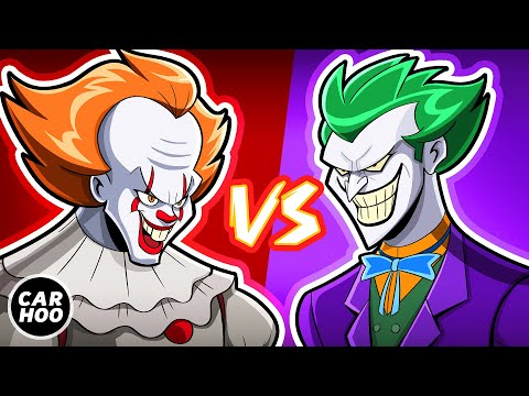 PENNYWISE Vs JOKER