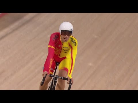 Men's Scratch Race - Track Cycling World Championships | London, England