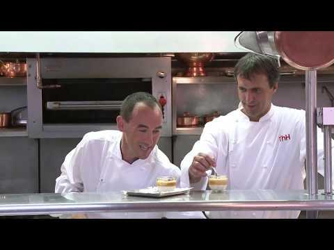 """Cuisine Culture™ Presents Relais & Chateaux Chef """"Thomas Henkelman"""", Connecticut"""