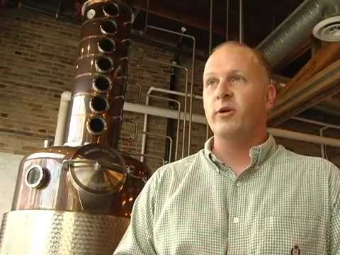 Touring Catoctin Creek Distillery